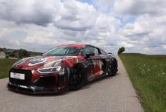 汽车视频:称得上是最疯狂的奥迪R8