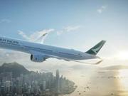 香港民航处要求国泰详细调查氧气瓶被排气事件