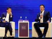 马云、马斯克上演双马会:AI的乐观者与悲观者交锋