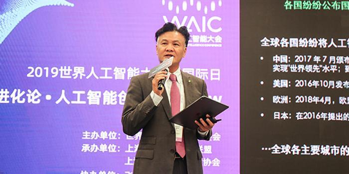 德勤中国首席数字官:发展AI是大势所趋 企业都要考量