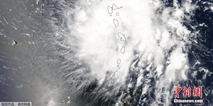 """飓风""""多利安""""迫近美国 NASA将发射台搬入室内"""