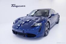 全新保时捷Taycan Turbo全球首秀高清车型图