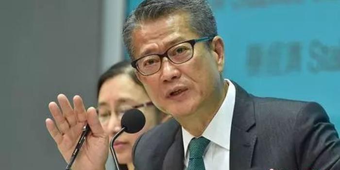 惠誉下调香港信用评级 港府和林郑月娥都回应了