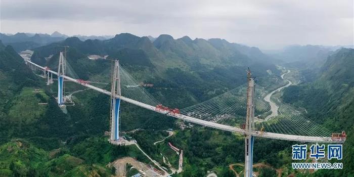 横空出世 中国这座世界级大桥即将合龙