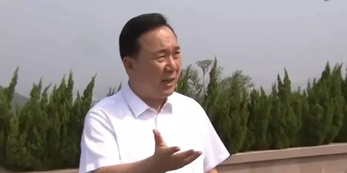 西安新任市委书记王浩 上任第4天去了秦岭