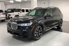 2019宝马X7 xDrive40i高级卓越