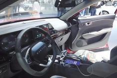 新宝骏再战轿车市场,竟然是个5米级别掀背轿跑