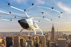 吉利与戴姆勒共同投资Volocopter 双方各持股10%