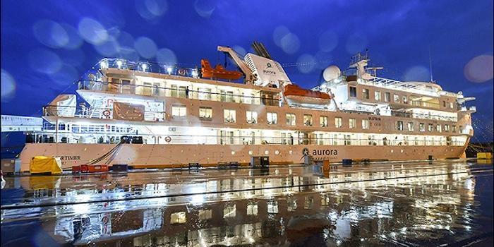 招商局交付首艘本土制造极地邮轮 将首航南极