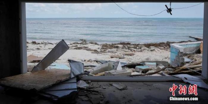 """飓风""""多里安""""已致巴哈马44死 国际机场被淹没"""