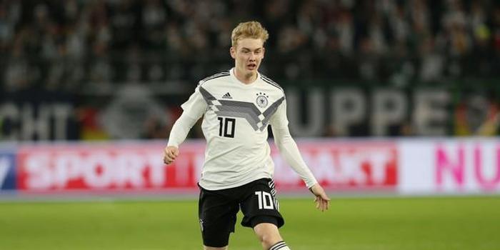 布兰特:德国队需要加强 我想获得更多上场时间