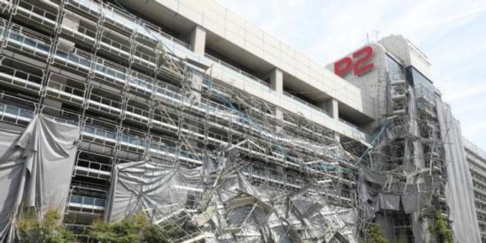 """台风""""法茜""""致日本3人死亡 超过50人受伤"""