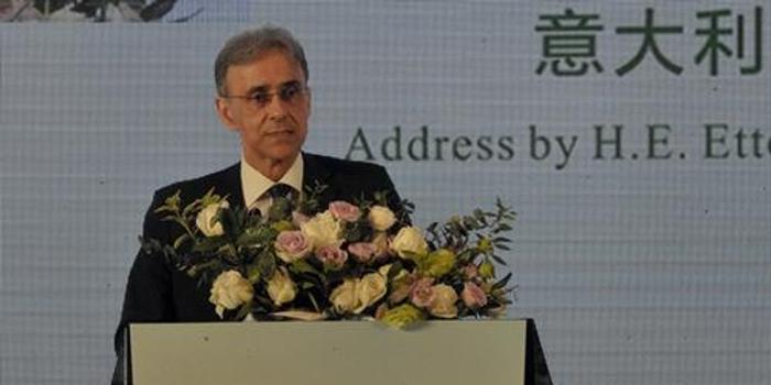 意大利驻华大使谢国谊将履新意外交部办公厅主任
