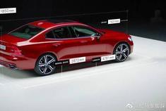 汽车视频:全新的2019沃尔沃S60 -步
