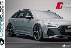 2020年奥迪RS6 -技术特点| 2019超跑