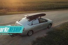 RESHIP / 如何睡在一辆丰田普锐斯里环游美国