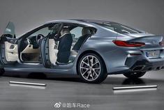 2020宝马8系Gran Coupe内饰欣赏