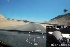 特斯拉公布Model S在美国拉古纳塞卡赛道最快成绩