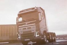 沃尔沃卡车用实力证明有多牛,一车拖动750吨货物