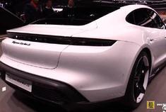 2020年保时捷Taycan Turbo S,首次亮相2019年法兰克福车展