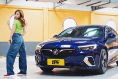 20万元的运动中型车,君威GS能跟阿特兹比操控吗?