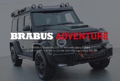 汽车视频:巴博斯-奔驰G 越野冒险包展示