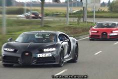 Bugatti小分队惊现法国莫尔塞姆街头! (by The19Tommy85)