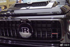 2020年限量十台Brabus G V12 900梅赛德斯奔驰,内外展示