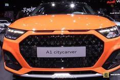 2020奥迪A1 Citycarver亮相2019法兰克福车展