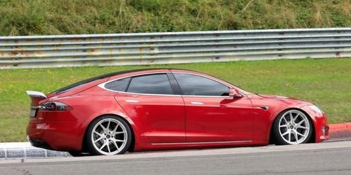 特斯拉Model S将挑战纽北赛道 非官方记录秒杀保时捷