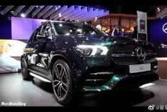 2019奔驰GLE AMG Line GLE 300d的外观、内饰、功能展示!