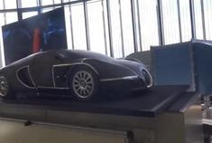 汽车视频:原来布加迪工厂是这样子啊!