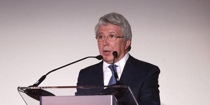 马竞主席:违规引入格子仅罚巴萨300欧元不严肃