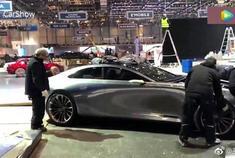 车展上的概念车真的只是空壳子?让这台马自达概念车告诉你