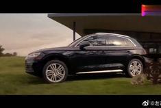 2018款奥迪Q5轴距加长空间大,后排配备侧气囊优于同级别车型!