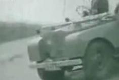 源自二战延续到现在的经典车型,致敬全新路虎卫士