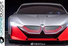 宝马VISION M NEXT 未来汽车!