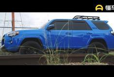 大丰田越野车,改装车 Toyota 4Runner TRD Pro ……