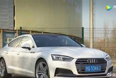 奥迪A5四门版外观测评:是一辆设计的相当到位的汽车!