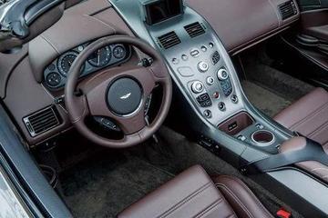 全球仅此一台 Aston Martin Vantage GT12 Roadster