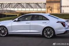 ATS替代品2020款凯迪拉克CT4,带你全方位动鉴赏一下这款车