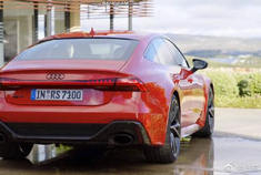 2020款奥迪RS7,地表最强轿跑终于来了