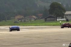 超级跑车对决!保时捷918VS布加迪chiron,你们觉得谁能赢呢?