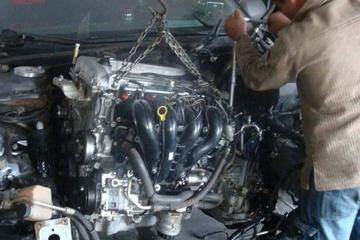 由发动机声音判断故障,咔哒声检查积碳、呼呼声检查轴承