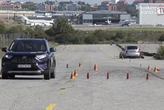 汽车视频:被诟病的丰田RAV4麋鹿测试。
