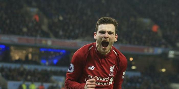 大将:上赛季的争冠经验帮助利物浦成长