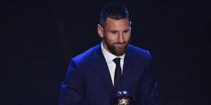 西甲球员连续11年荣获世界足球先生