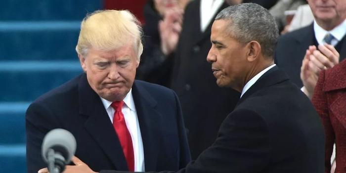 特朗普抱怨诺贝尔奖不公平:为什么奥巴马有我没有