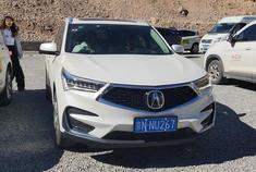 麻辣拍客丨广汽Acura RDX百人接力,8000公里横贯中国