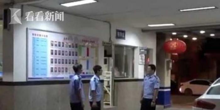 男子刚从拘留所出来一小时后又被抓回 理由很奇葩